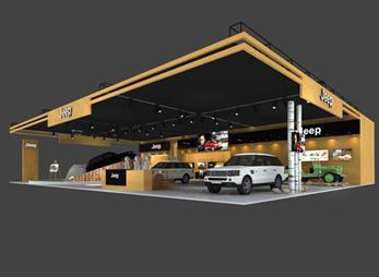 汽车展厅设计方案