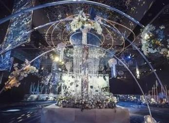 3D全息投影宴会厅设计