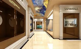 展厅设计公司简述展厅设计注意什么