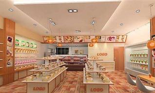 展厅设计公司浅谈蛋糕店室内设计