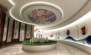 展厅设计公司浅谈珠宝展厅设计装修