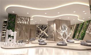 展厅设计公司浅谈餐厅设计