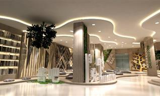 展厅设计公司浅谈餐厅氛围设计