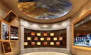 上海展览馆设计公司浅谈展厅展示设计要点