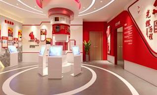 展厅展馆设计公司浅谈文化墙设计制作