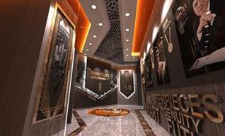 上海展览公司教你如何制作企业文化墙设计方案?